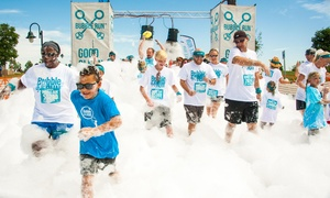 54% Off VIP Admission to Bubble Run at Bubble Run, plus 6.0% Cash Back from Ebates.