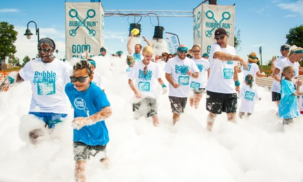 $30 for VIP Admission to Bubble Run at Sam Houston Race Park on May 26 ($65 Value)