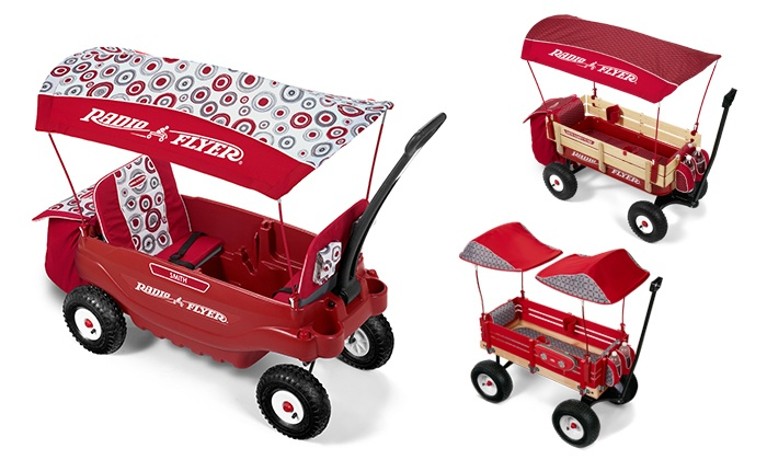 Radio Flyer: Build-A-Scooter, Trike, or Wagon from Radio Flyer (Up to 42% Off)