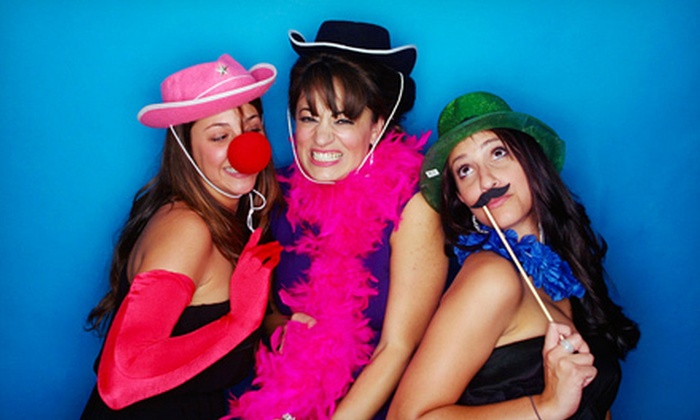 Happy Days Photography - Forest Hills: 60-Minute, 90-Minute, or 120-Minute Photo-Booth Rental Package from Happy Days Photography (Up to 51% Off)