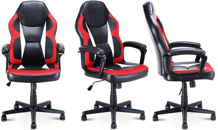 Incredible High Back Swivel Desk Chair For Gaming Office And Home Gmtry Best Dining Table And Chair Ideas Images Gmtryco