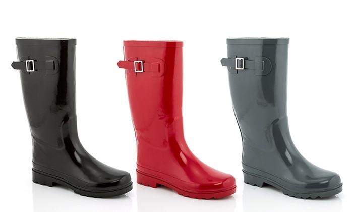 Rasolli Women's Rain Boots