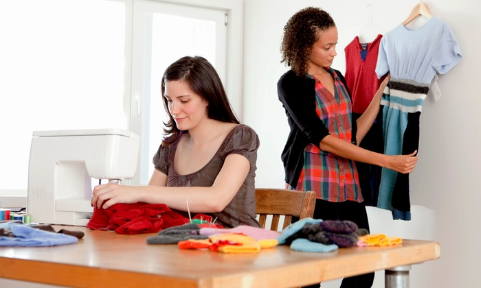 The Laurianda Clothing Company - DC: Three-Hour Basic Sewing Class for One or Two at The Laurianda Clothing Company (Up to 53% Off)