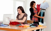 GROUPON: Up to 53% Off Sewing Class The Laurianda Clothing Company