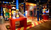 【 最大50%OFF 】幅広い年齢のお子さまと親子で楽しめる!大人気のアミューズメントパークが再び登場 ≪「レゴランド・ディスカバリー・...