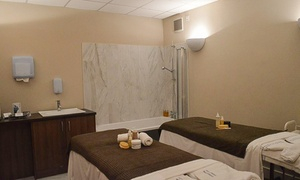 Ramada Resort Dundalk: Spa Day with Up to 100 Minutes of Treatments and Bubbly for One or Two at Ramada Resort Dundalk (Up to 69% Off*)