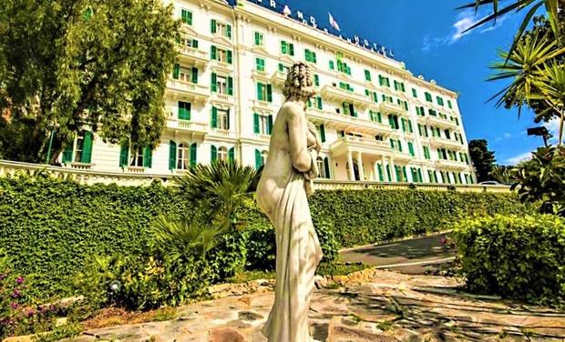 Grand Hotel & Des Anglais jusqu\'à 35%   Groupon Voyages