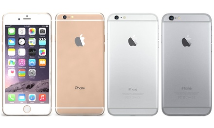 Apple iPhone 6 o 6S reacondicionado, grado superior (envío gratuito)