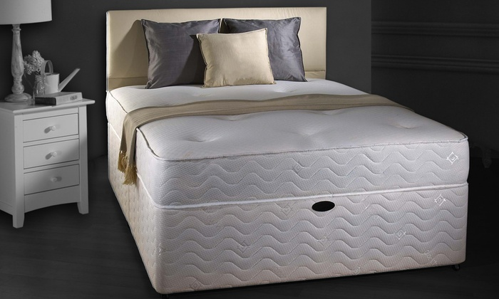 Monaco Memory Sprung Mattress from £70 (82% OFF)