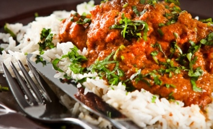 $20 Groupon to Tajmahal Restaurant - Tajmahal Restaurant in Columbus