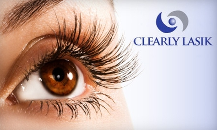 Clearly Lasik - Bennington: $2,100 for Lasik Surgery by Dr. Joseph King at Clearly Lasik in Vancouver