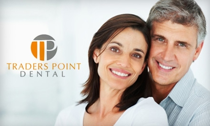 Traders Point Dental - Pike: $65 for a Dental Exam, Cleaning, and X-rays at Traders Point Dental