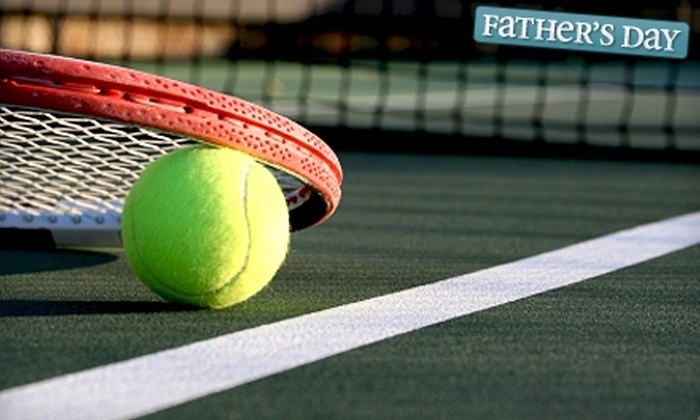 John Hatch Tennis Centre - Longwoods: $20 for a One-Hour Private Tennis Lesson at John Hatch Tennis Centre ($50 Value)