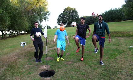 London Golf and Foot Golf centres