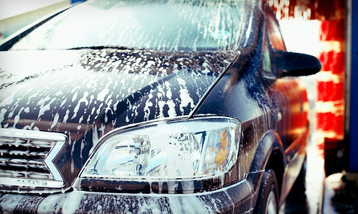 Route 60 Auto Wash & Detail - Mundelein: One or Three Mini-Detailing Packages for Car, SUV, or Van at Route 60 Auto Wash & Detail in Mundelein (Up to 65% Off)