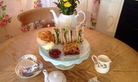 Afternoon Tea for Two or Four at The Steyning Tea Rooms (37% Off)