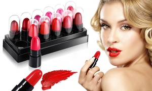 Mini rouges à lèvres gloss