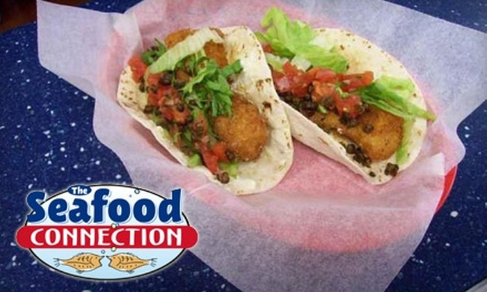 The Seafood Connection - East Louisville: $7 for $15 Worth of Fresh Seafood and Lunch Fare at The Seafood Connection
