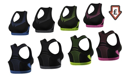 Two or Four FreeNord Seamless Sports Bras
