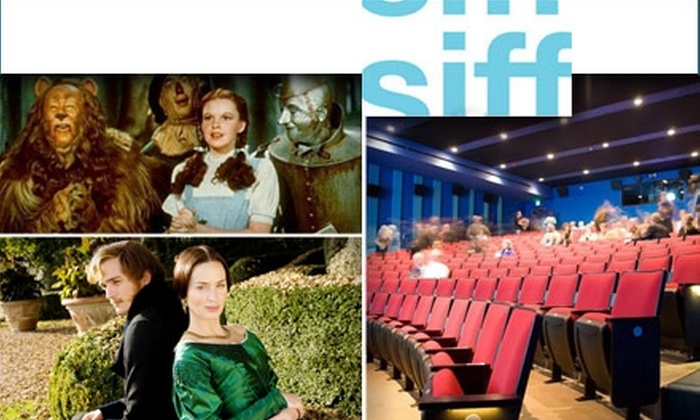 Seattle Film Festival - Seattle: $25 for Enthusiast Membership at Seattle International Film Festival (SIFF)