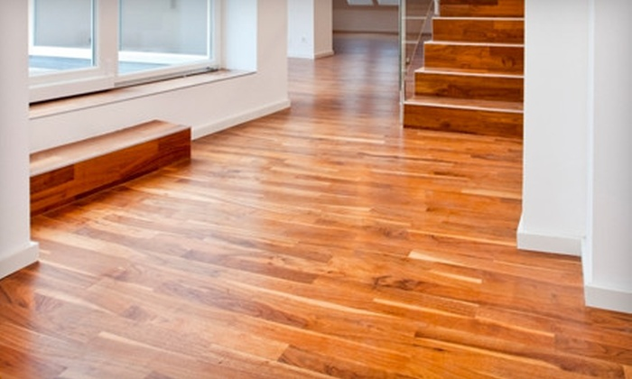 Designer's Image Hardwood Floors - Kansas City: 200 or 500 sq. ft. of Hardwood-Floor Refinishing from Designer's Image Hardwood Floors (Up to 60% Off)
