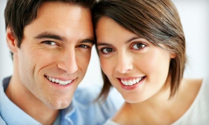 MyDentists Office - Multiple Locations: $149 for an In-Office Zoom! Teeth Whitening Treatment ($450 Value) or $69 for an At-Home Teeth Whitening Treatment ($250 Value) from MyDentists Office