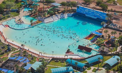 Up to 48% Off Single-Day Admission to Big Surf Waterpark
