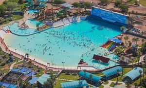 Up to 48% Off Single-Day Admission to Big Surf Waterpark at Big Surf Waterpark, plus 6.0% Cash Back from Ebates.