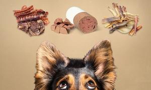 Bonali: Wertgutschein über 30 € oder 50 € anrechenbar auf Hundefutter und das gesamte Sortiment des Onlineshops Bonali