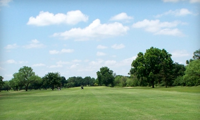Maxwell Municipal Golf Course - South Treadaway Area: $14 for Weekday Golf (Up to $28.50 Value) or $17 for 18 Holes of Weekend Golf (Up to $35 Value) at Maxwell Municipal Golf Course