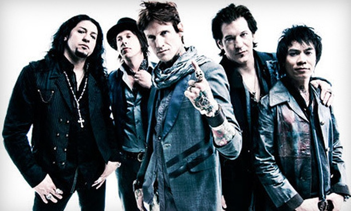Horseshoe Riverdome - North Shreveport,Downtown Shreveport Historic District: $14 to See Buckcherry at Horseshoe Riverdome in Bossier City on May 4 at 8 p.m. (Up to $28.25 Value)