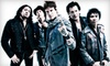 Riverdome Horseshoe - North Shreveport,Downtown Shreveport Historic District: $14 to See Buckcherry at Horseshoe Riverdome in Bossier City on May 4 at 8 p.m. (Up to $28.25 Value)