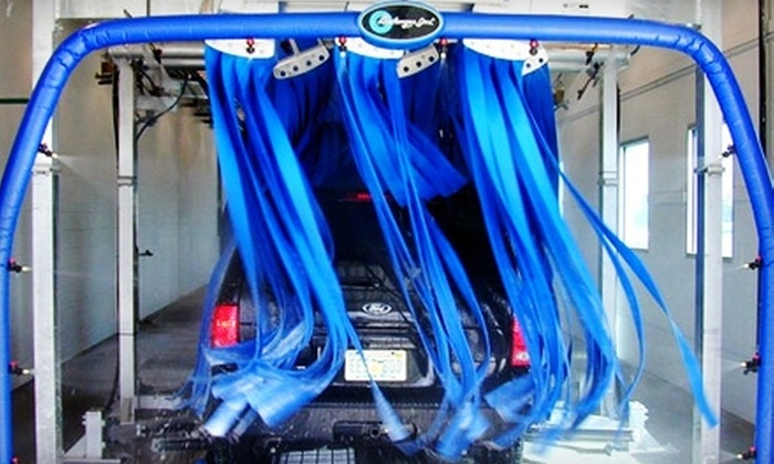 Presidential Car Wash & Detail Center - North Hollywood: $60 for 10 Executive Express Exterior Car Washes at Presidential Car Wash & Detail Center in North Hollywood (Up to $139.99 Value)