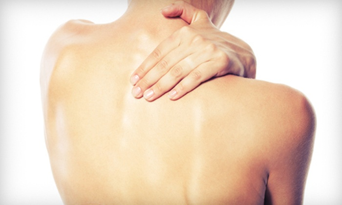 Quantum Rolfing Structural Integration - Judge Chiropractic Center West: $59 for a 90-Minute Rolfing Session at Caring Hands Integrated Wellness in Peoria ($150 Value)
