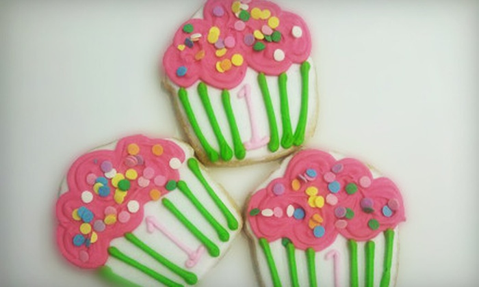 Diane's Cake, Candy, and Cookie Supply - Westwood,Westwood Town Center: $12 for One Dozen Cupcakes or Two Dozen Sugar Cookies at Diane's Cake, Candy and Cookie Supplies (Up to $24 Value)