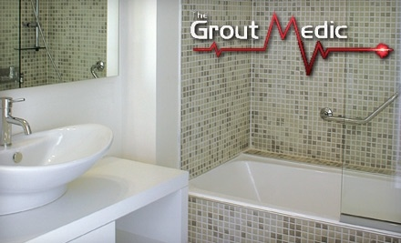 The Grout Medic - The Grout Medic in