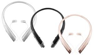 LG Tone Platinum HBS-1100 Bluetooth Headset with Harman Kardon Sound