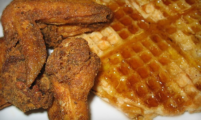 Chef Eddie's - Clear Lake: $10 Worth of Barbecue and Soul Food