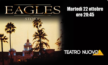 Deal Esperienze Groupon.it Tributo agli Eagles, Milano