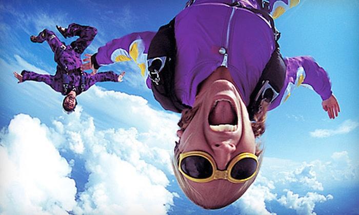 Capital City Skydiving / Bucketlistskydiving.com - Motor City Skydiving: $159 for a Tandem Skydiving Jump at Capital City Skydiving in Fowlerville (Up to $324 Value)