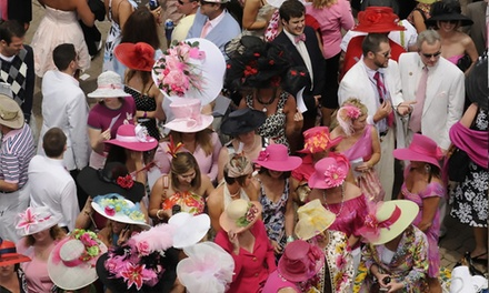 Philaderby: Philadelphia's Kentucky Derby Experience with Drink and Raffle Tickets on Saturday, May 6, at 3 p.m.