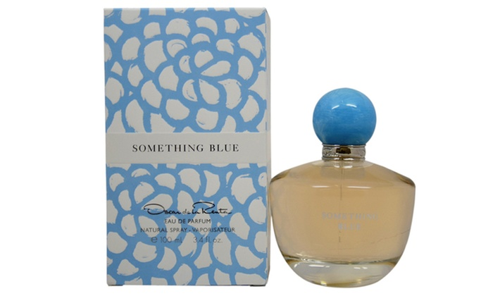 b555010cc1e6 Oscar de la Renta Something Blue Eau de Parfum for Women (3.4 Fl. Oz ...