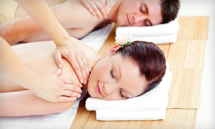 On Cloud Nine Day Spa - Upland: $69 for 60-Minute Couple's Massage at On Cloud Nine in Upland ($140 Value)