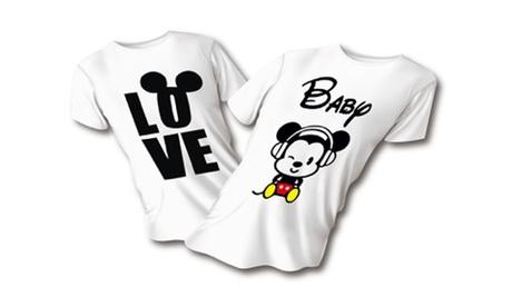 1, 3 o 5 camisetas personalizadas con Imagina Grupo (hasta 60% de descuento)
