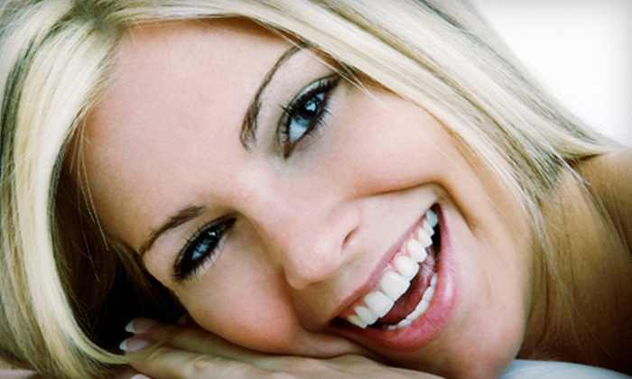 Judy's Hair Quarters - Grenfell: $40 for a Teeth-Whitening Treatment at Judy's Hair Quarters in Grenfell ($85 Value)