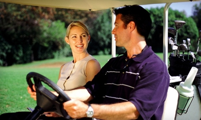 Clinton Country Club - Clinton: $30 for 27 Holes of Golf, Cart Rental, and More at Clinton Country Club in Clinton