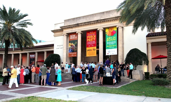 Museum of Fine Arts - Downtown St. Petersburg Waterfront: Twelve-month Individual or Family Membership to the Museum of Fine Arts (Up to 35% Off)