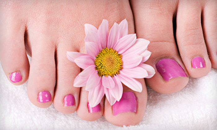 Classic Image, Inc. - Greenville: $20 for a Spa Pedicure at Classic Image, Inc. in Greenville ($40 Value)