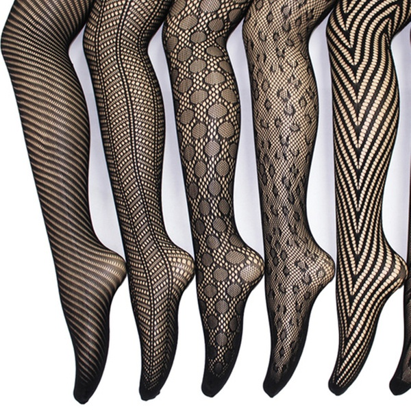 818a2e0151ca28 Up To 71% Off on Fishnet Tights (6-Pack) | Groupon Goods