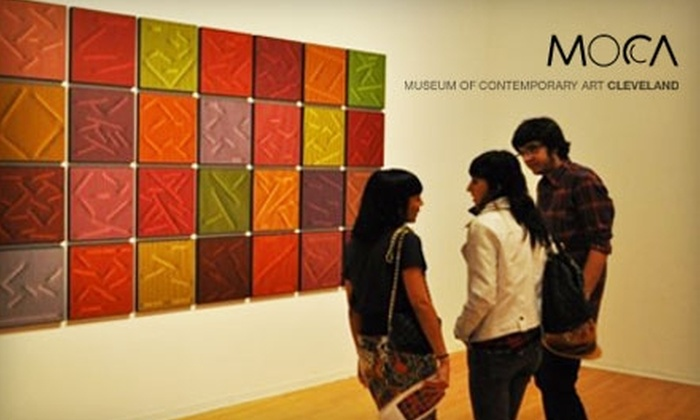 Museum of Contemporary Art Cleveland - Fairfax: $35 for a Habitue Membership to the Museum of Contemporary Art Cleveland ($75 Value)